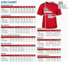 Clothing Sizing Best Examples Of Charts