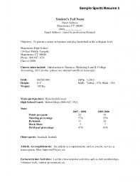 Resume Examples High School Student Top 10 The Example For Writing