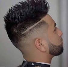 Coiffure Homme Afro 2018