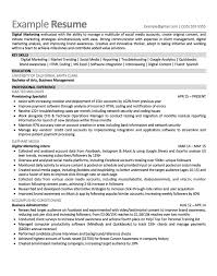 Example Of Recruiter Resume Sample Resume Only Please Note That Your Resume Will Look