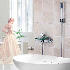 Waterfall Bathtub Online Get Cheap Waterfall Bathtub Faucets Aliexpresscom