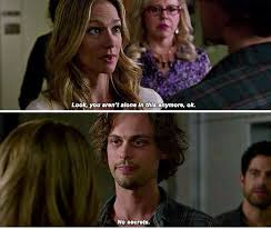 spencer reid and jj. while we know he didn\u0027t kill rosa, it\u0027s hard to see him going through any of this. being drugged, unable grasp details that might help himself\u2026 spencer reid and jj d