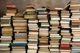Image result for image stacked books