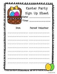Party Sign Up Sheet Template Halloween Party Sign Up Sheet Template