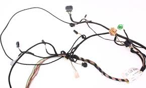 trunk hatch wiring harness audi a wagon avant genuine trunk hatch wiring harness 98 01 audi a6 wagon avant genuine 4b9 971