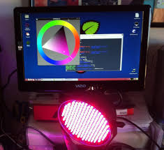Dmx Lighting Controller Programming Part 1 Raspberry Pi As A Dmx Light Controller 5 Steps With