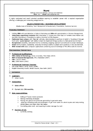 Resume Format For Experienced Resume Format For Experienced Marketing Professionals Resume Format 20