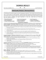Construction Project Manager Resume Template Free Download
