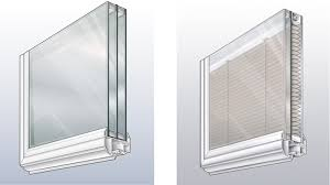 Replacement Windows With Blinds Between The Glass Save EnergyDouble Hung Windows With Blinds Between The Glass