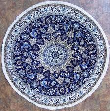 full size of 7 foot round area rug elegant trend navy blue round rug miranda 351