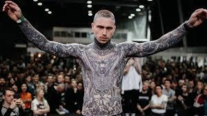 настоящие фанаты татуировки с московской тату конвенции фото