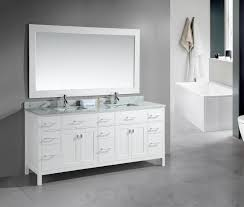 78 Inch Double Sink Bathroom Vanity with Lots of Drawers UVDEDEC088W78