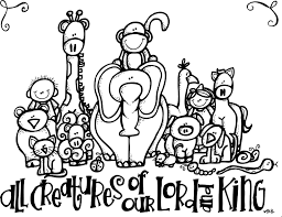 Melonheadz Lds Illustrating Coloring Page