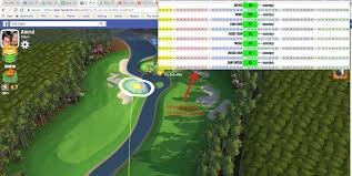 Golf Clash Wind Table Pak Long Gamer