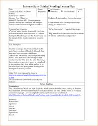 Sample Guided Reading Lesson Plan Template Sixth Grade Guided Reading Lesson Homeshealth 18