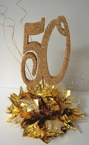 50th Anniversary Cupcake Decorations 50th Wedding Anniversary Decorations That Touch Your Parents