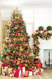 Christmas Decoration Design Christmas Tree Decorating Ideas Southern Living 36