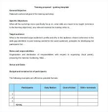 How To Write A Budget Proposal Grant Proposal Budget Template Budget