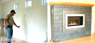 how much does gas fireplace cost direct vent gas fireplace cost to install