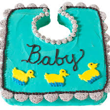 Decorate Baby Bibs Bib Cake Parenting