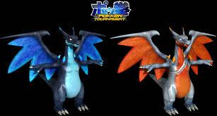 Pokemon HD: Pokemon Mega Charizard Game Download