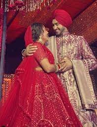 New pictures from Neha Kakkar and Rohanpreet Singh's wedding