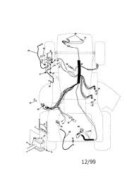 Ponent briggs 42a707 wiring diagram briggs and stratton hp craftsman 5hp mower lawn tractor parts model