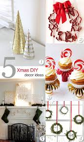crashingred 5 diy christmas decor ideas crashingred