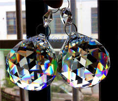 2019 20mm clear aaa mc chandelier crystal faceted ball prism suncatcher feng shui pendant from amy15260 165 03 dhgate com