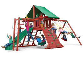 fullsize of tempting sun valley ii swing set by gorilla outdoor playsets sun valley ii swing small