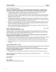 Best Resume Format For Executives With Fresh 10 Marketing Resume