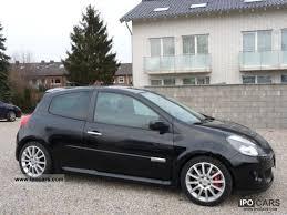 renault clio 2007 sedan. 2007 renault clio 2.0 16v sport 1 hand + panoramadac small car sedan