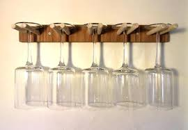 hanging wine glass rack hanging wine glass rack surprising hanging wine glass rack and hanging wine