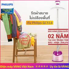 Thanh lý Bàn ủi cây hơi nước Philips GC514 - Hàng chính hãng (Bảo hành 2 năm