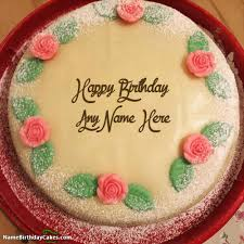 700 Happy Birthday Cake With Name And Photo