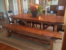 4x4 Wood Crafts Ana White 4x4 Truss Beam Table And Bench Diy Projects
