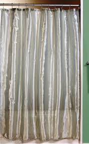 silver and gold shower curtain. silver / gold sage green metallic pin stripes fabric shower curtain ~ new silver and gold shower curtain