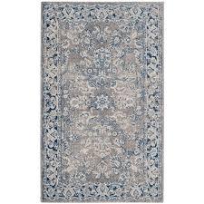 safavieh artisan gray blue 3 ft x 5 ft area rug