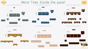 Design Tiles Game Background Generator Flat Vector Design Game Assets For