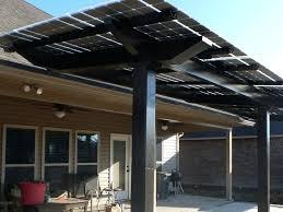 solar patio solar panels