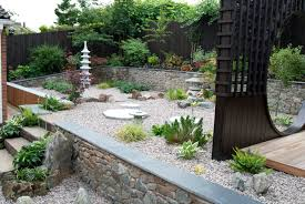 Small Japanese Garden Photos Gardens For And Larger Spaces Home Remodel  Ideas Hillside Landscaping On