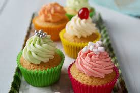 Cupcakes With Buttercream Icing Recipe Odlums