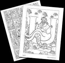 Dltk's educational activities for kids alphabet coloring pages. Disney Alphabet Coloring Sheets