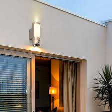 Wifi Outdoor Lights Outdoor Wifi Wall Light Camera For Smart Home Wahsecu