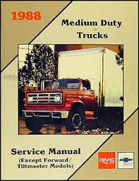 1988 1989 gmc chevy medium duty 4000 7000 repair shop manual original 1979 gmc 7000 wiring diagram 1988 1989 gmc chevy medium duty 4000 7000 repair manual original 1978 Gmc 7000 Wiring Diagram