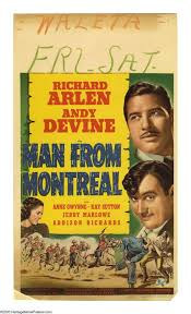Man from Montreal (1939) - IMDb