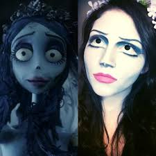 obg on twitter amazing corpse bride makeup by callie jo kalaj go add her on facebook
