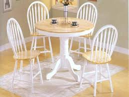 small white dining set small folding kitchen table and chairs oak wood base white kitchen table