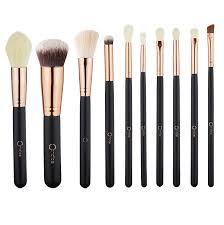 candice makeup brush set
