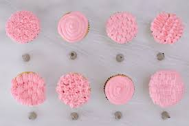 Cake Decorating Nozzles Designs